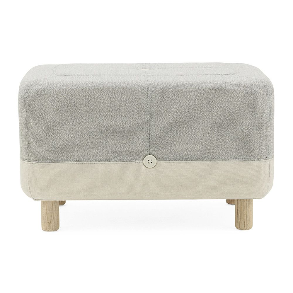 Add Effortless Style To Your Interior With This Sumo Pouf From