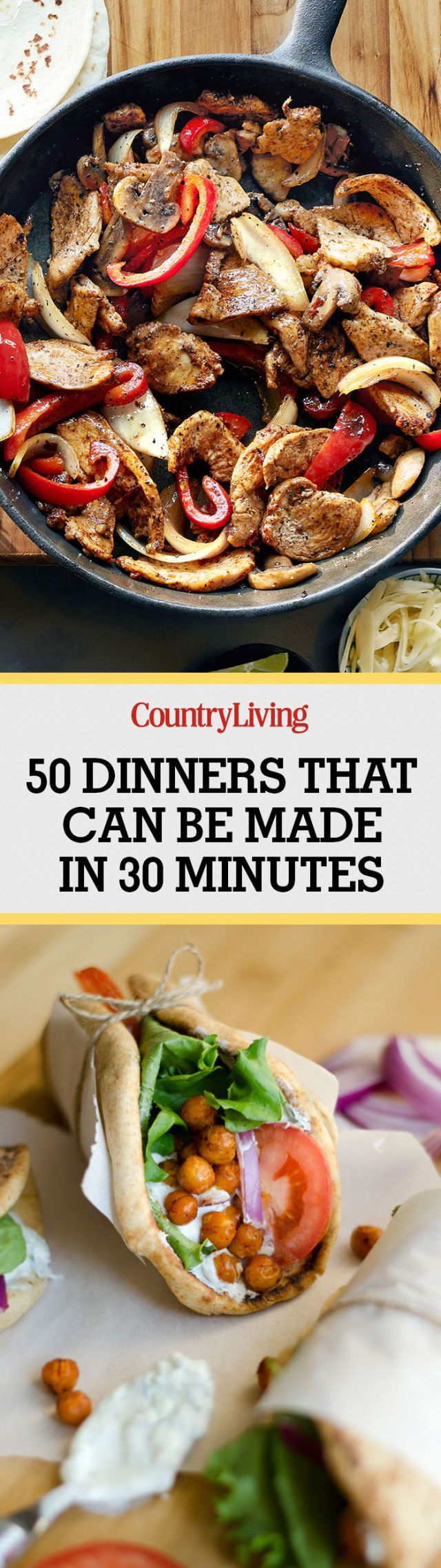 95 easy meals that can be made in 30 minutes or less 30 minutes 95 easy meals that can be made in 30 minutes or less sisterspd