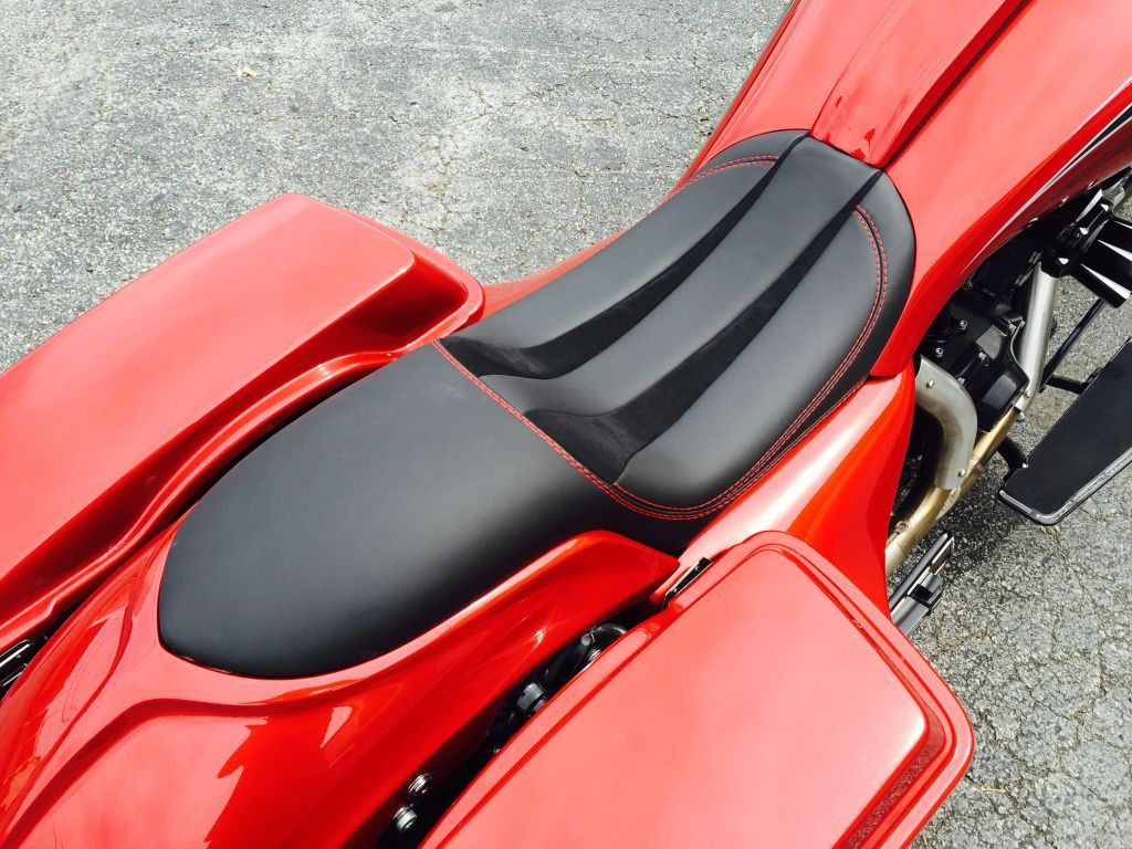 Custom Bagger Bagger Big Wheel Bagger Custom Seat