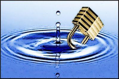 Bio Bloggando: Sarà l'acqua il business del futuro?