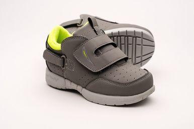 Hatchbacks Eclipse Kids Shoe : Gray