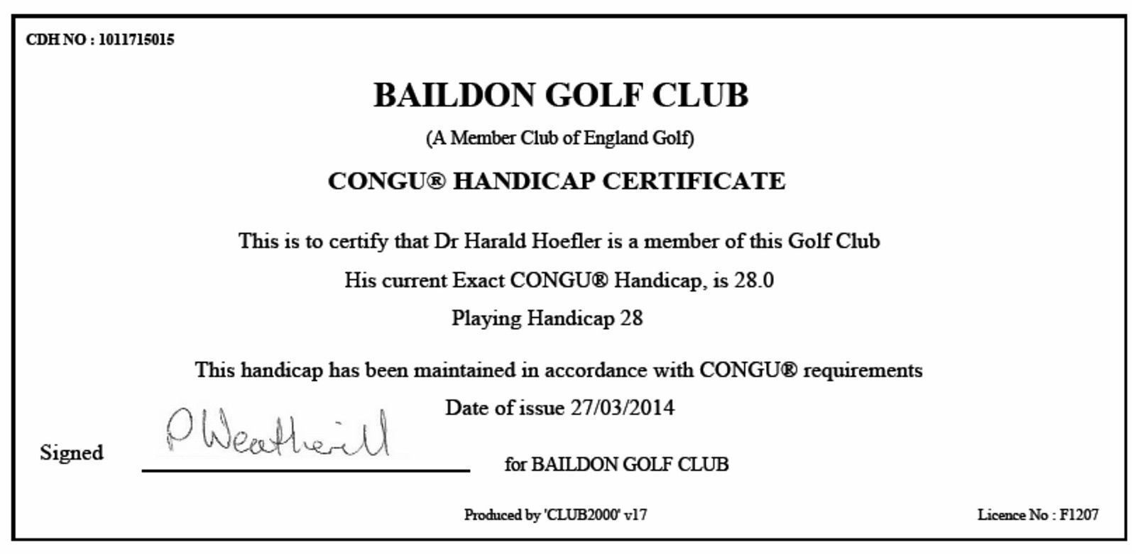 Golf handicap certificate template gallery templates example excellent golf certificate templates gallery resume ideas golf handicap certificate template image collections templates alramifo gallery alramifo Choice Image