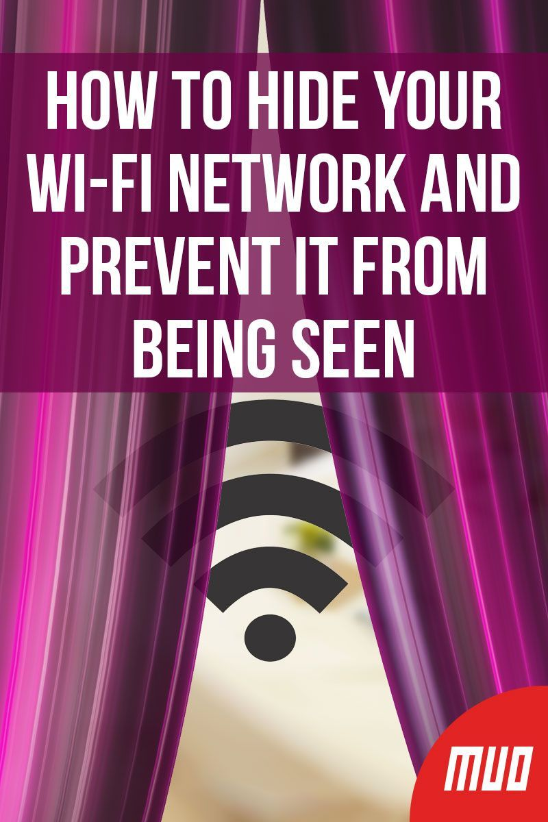 How to Hide Your Wi-Fi Network and Prevent It From Being Seen ---   Here's what you need to know about hiding your Wi-Fi network, including reasons why this may not be the best thing to do if security is your main concern.  #HowTo #Internet #WiFi #Network #Security #Privacy