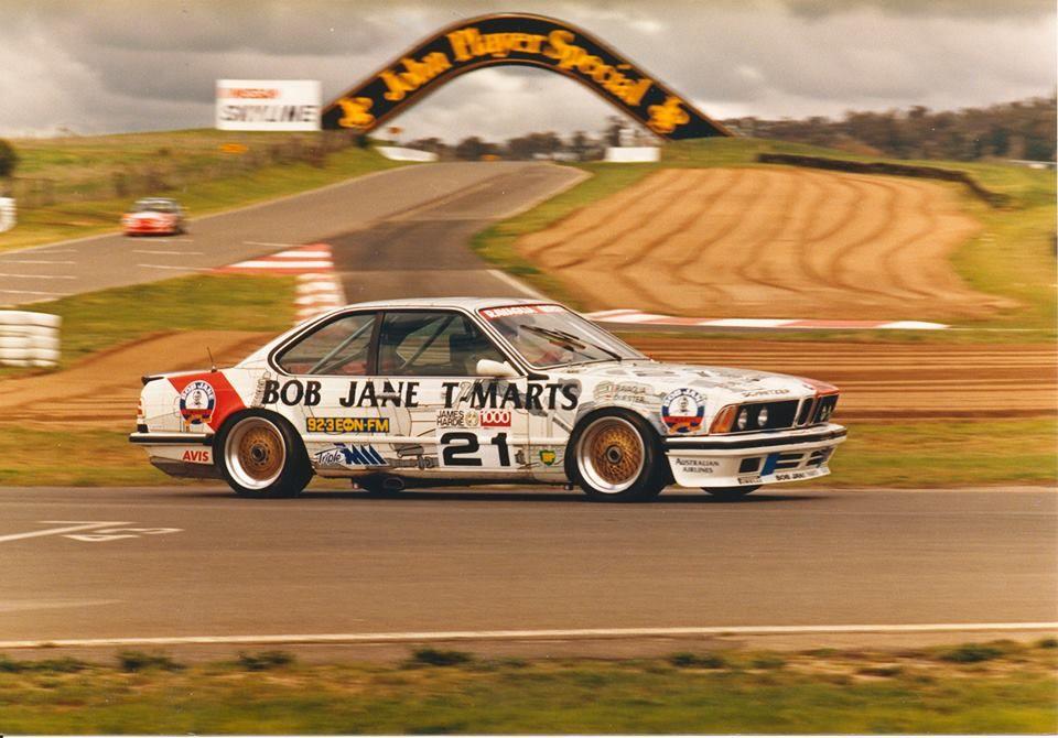 Bmw 635 80s Racing