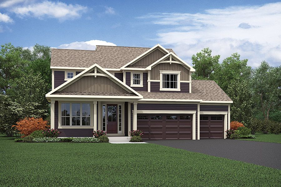 Mattamy Homes In Minnesota Bayport Inspiration Main Augusta Elevation Victorian Home Builders New Homes For Sale New Homes