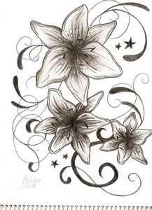 Bello Bello Korperkunst Tattoos Blumen Tattoo 6