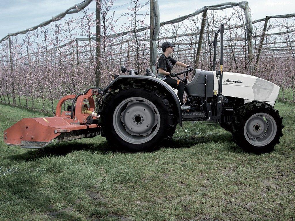 RF Trend - Tractors vineyards and orchards - Lamborghini Trattori