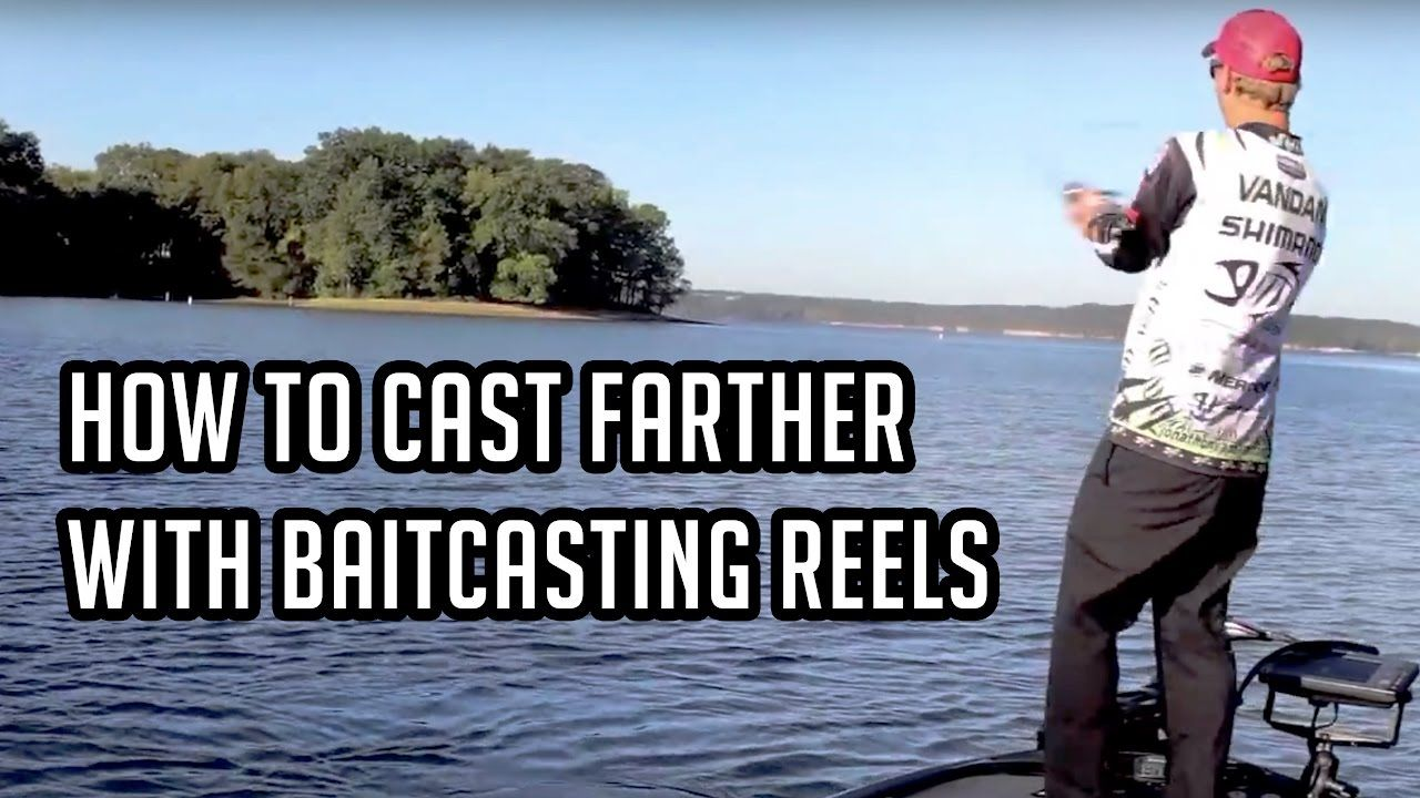how to cast a baitcaster without getting an birdsnest
