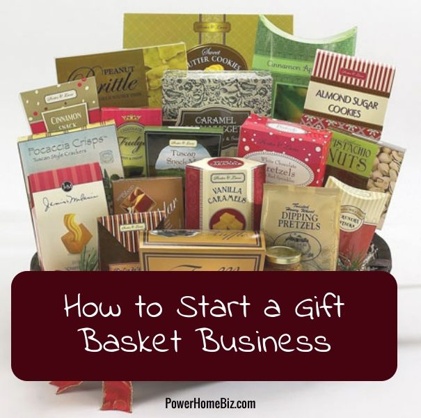 How to succeed in a gift basket business gift baskets have become a popular gift for various occasions throughout the year get tips negle Image collections