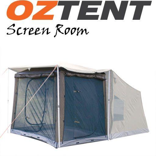 Oztent Screen Room - Oztent  sc 1 st  Pinterest & Oztent Screen Room - Oztent | Camping Gear | Pinterest | Camping ...