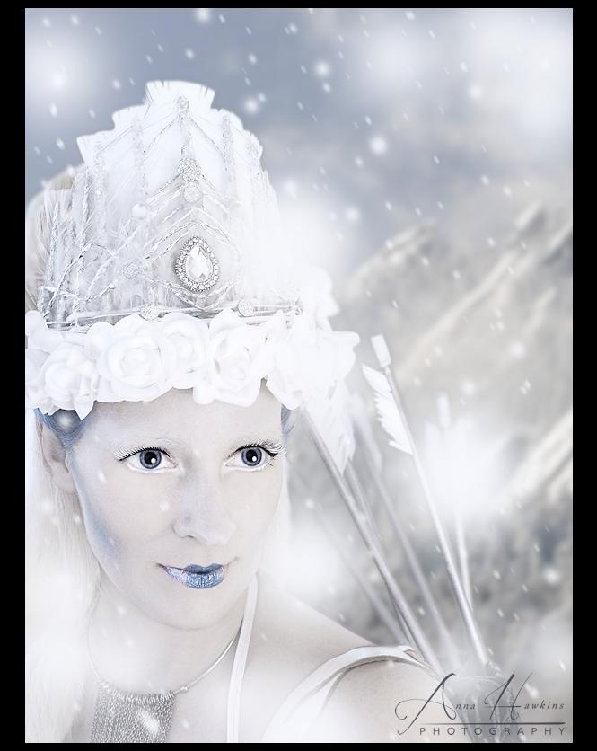 """The Goddess Skadi"" (Norse Mythology) by Anna Hawkins Photography"