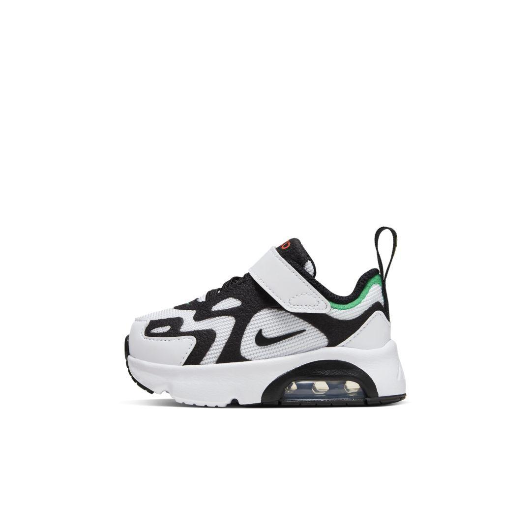 Air Max 200 InfantToddler Shoe in 2019 | Toddler shoes