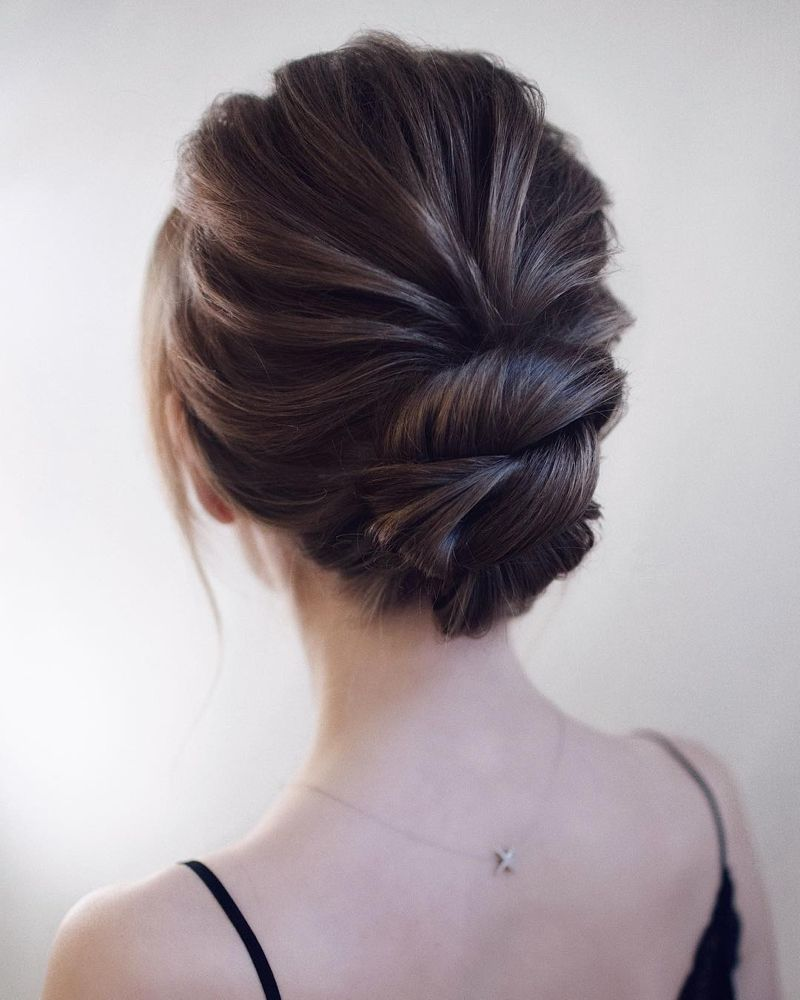 Best and Easy Natural Hairstyles | Medium length hair styles, Classy updo  hairstyles, Updos for medium length hair