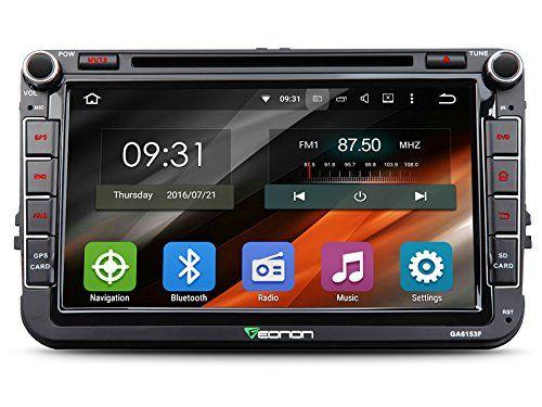 Eonon GA6153F Android 51 Car DVD for Volkswagen SkodaSeat Lollipop ...