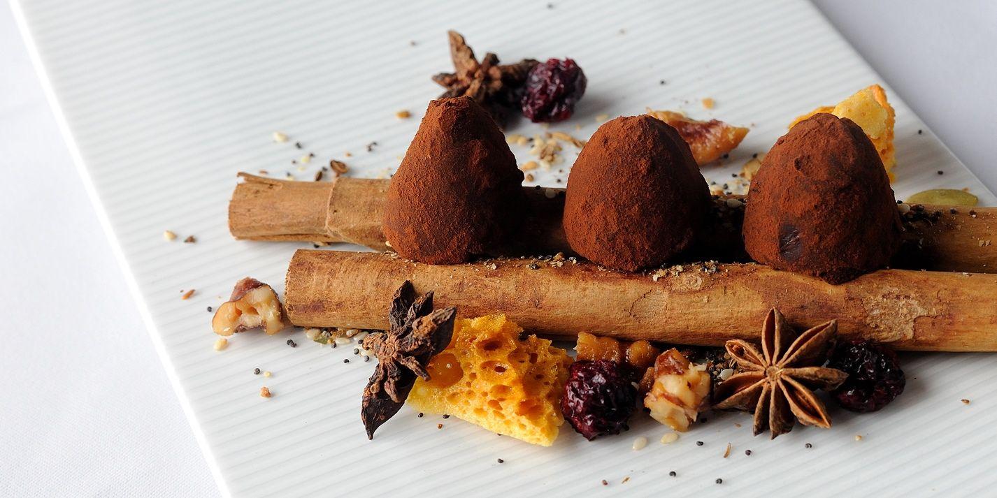 Photo of Chocolate Truffles Recipe – Great British Chefs