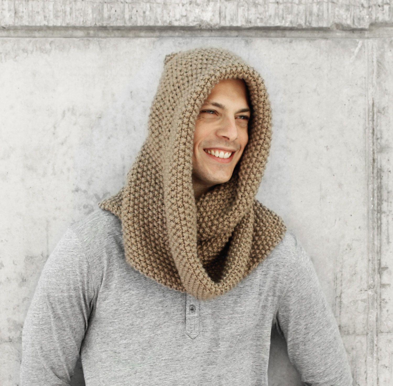 he4 - patrón punto bufanda capucha | PATRONES | iFil - Tienda On ...
