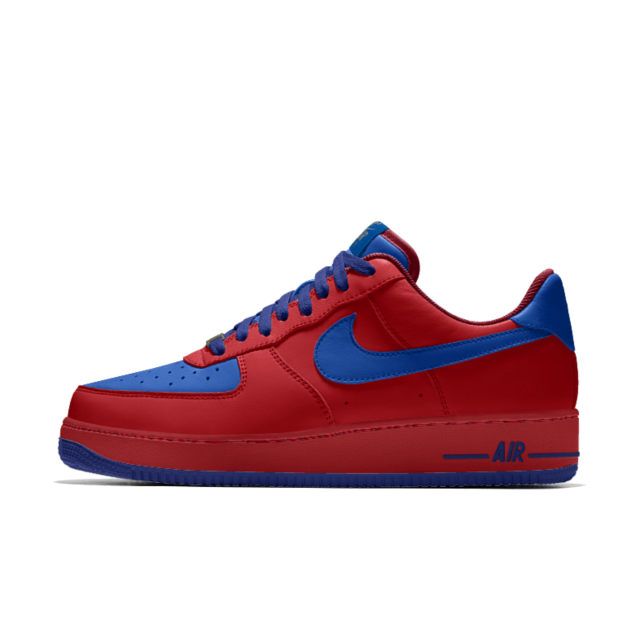 best service 0be99 8016b Nike Air Force 1 Low iD Herr enschuh