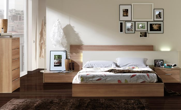 Dormitorio Nuit de Kibuc #muebles | Inspiración espacios naturales ...