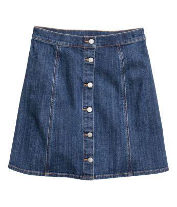 Ladies | Everyday Fashion | Skirts | H&M CA
