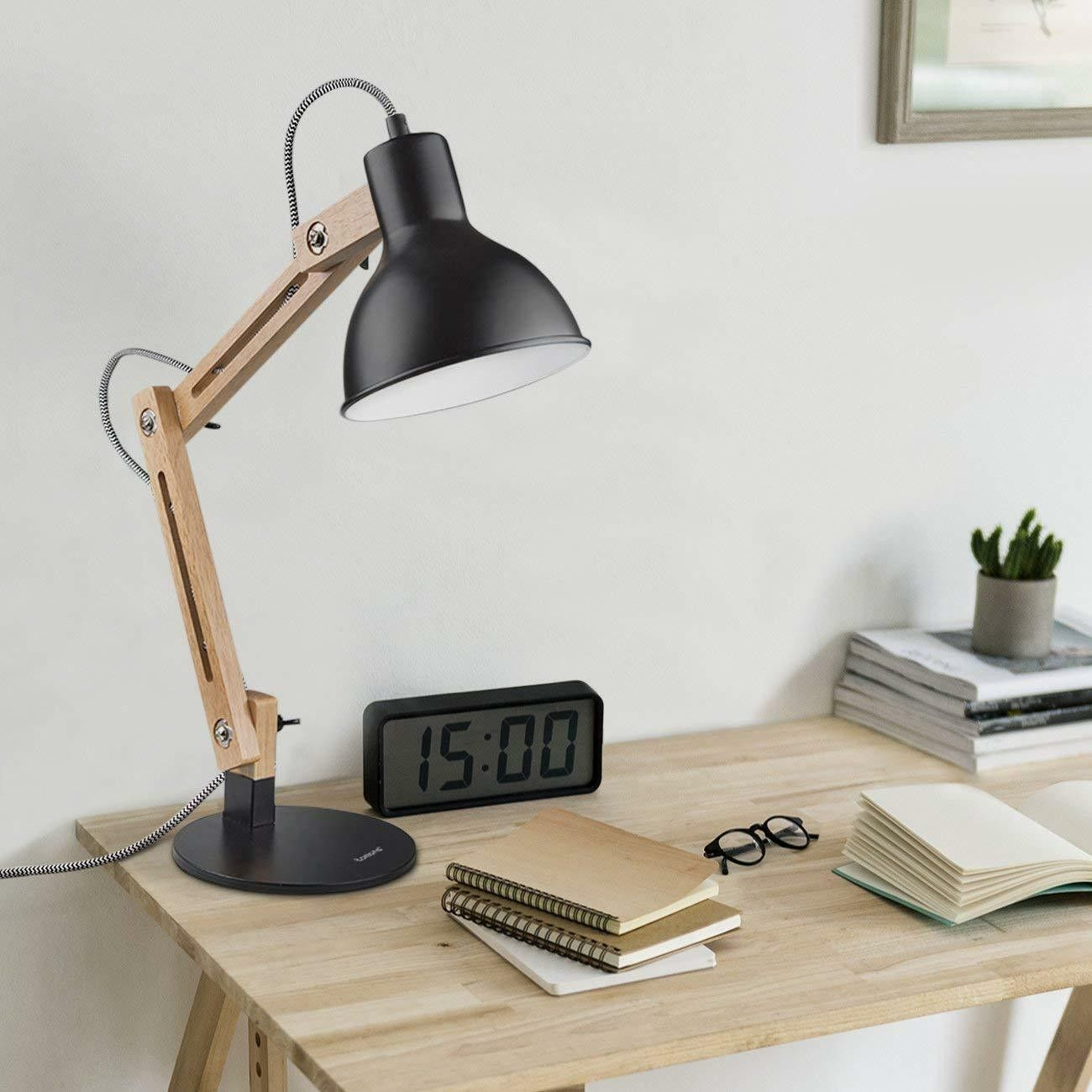 Decorate Ideas White And Wood Desk Lamp Interior Decorating White And Wood Desk Lamp Decorate Ideas Tomons Modern In 2020 Desk Lamp Wood Desk Lamp Table Lamp Design