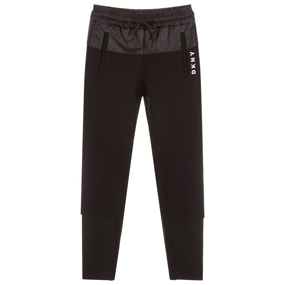 on sale 3897d af373 Girls Milano Jersey Trousers for Girl by DKNY. Discover more ...