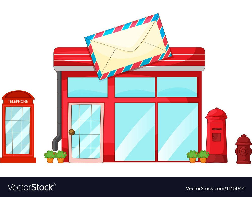 48++ Post office clipart images ideas