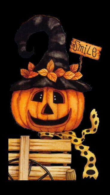 HALLOWEEN, AUTUMN OR FALL PUMPKIN CLIP ART Halloween