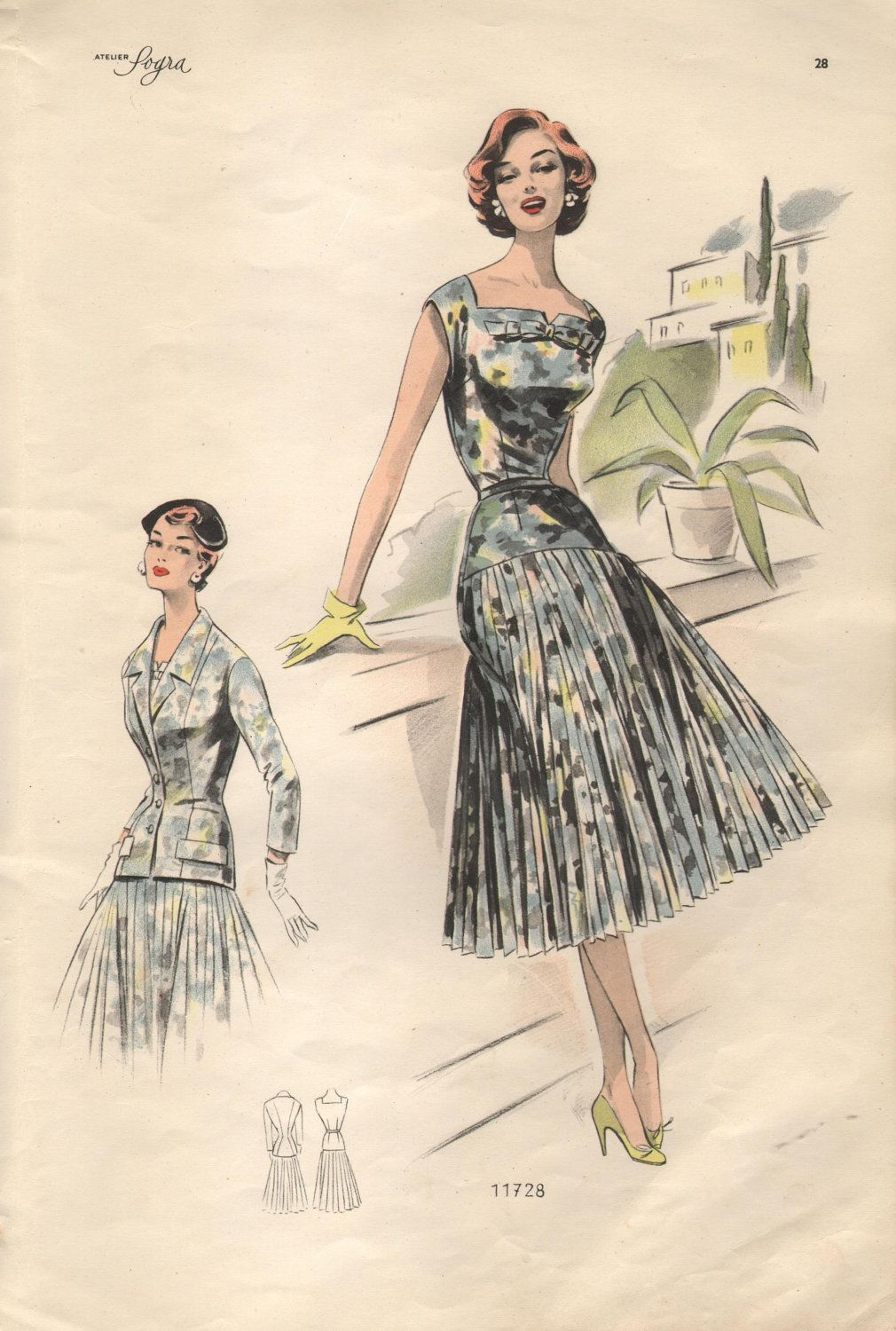 Pin On 1950s Fashion