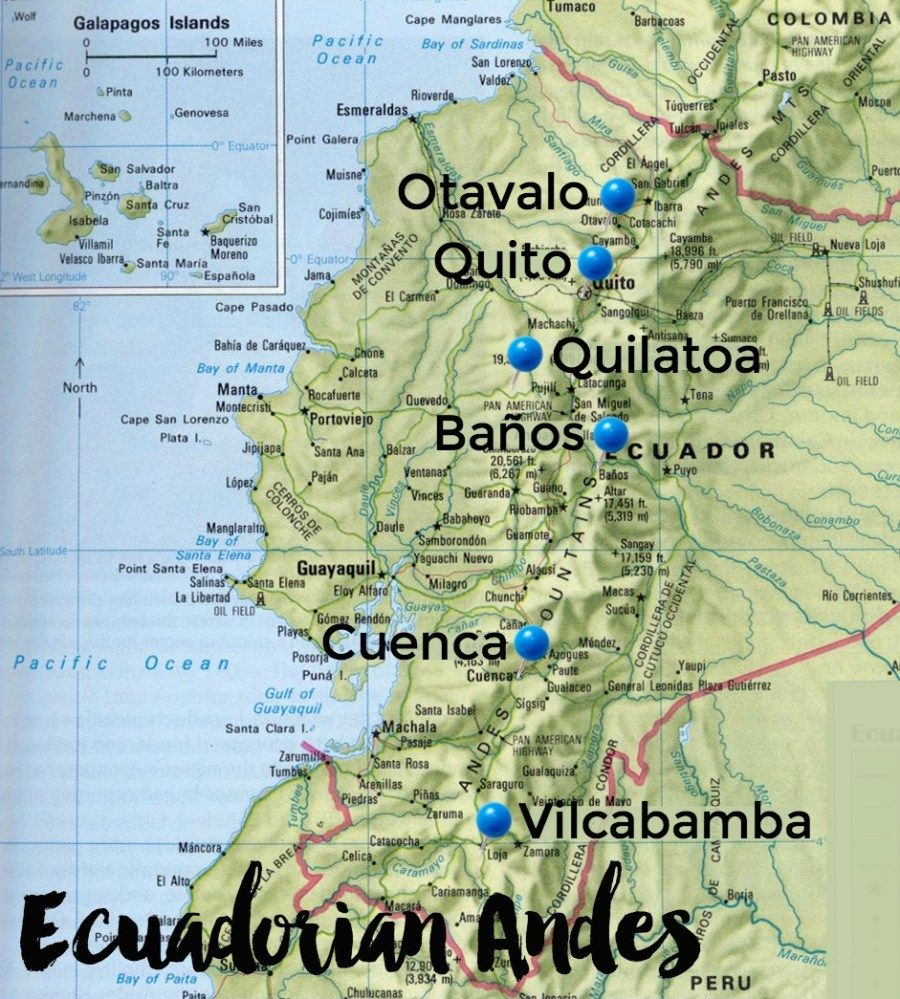 6 Beautiful Places To Visit In The Ecuadorian Andes Intentional Travelers Ecuador Travel Beautiful Places To Visit Ecuador