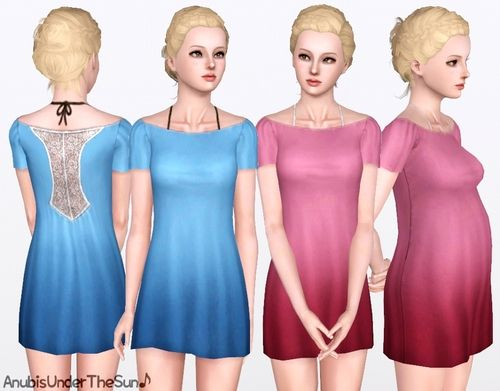 vestiti the sims 3 da