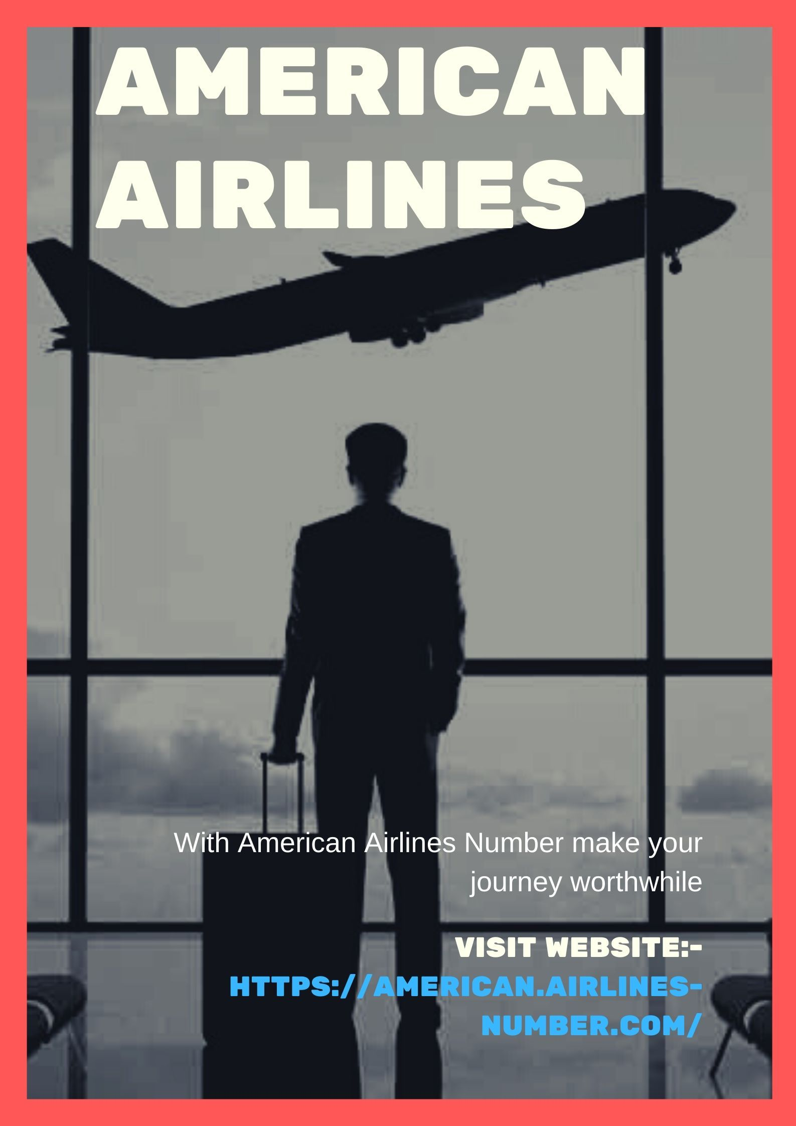 Get a unique flying experience by booking at American