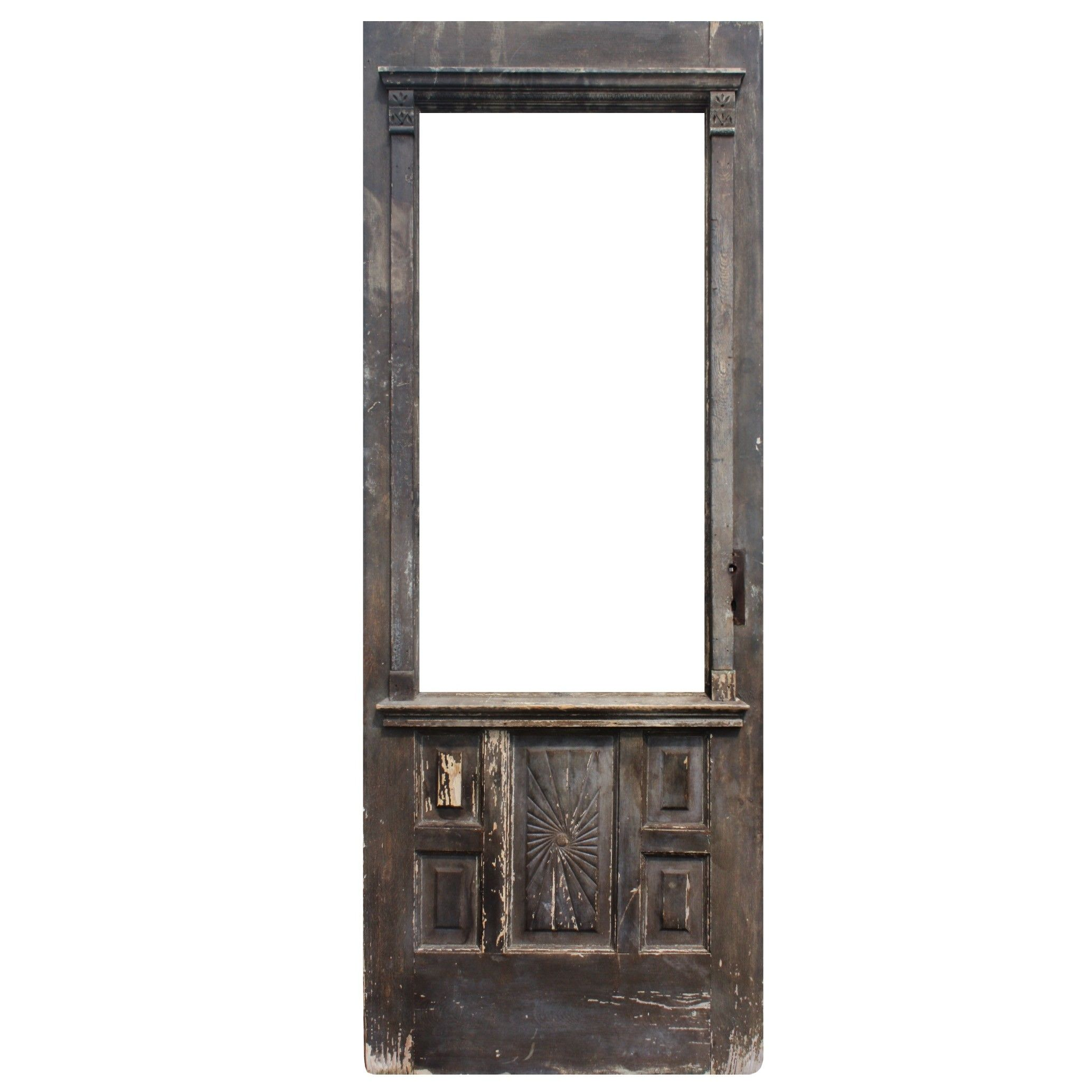 Salvaged Antique 30u201d Eastlake Door