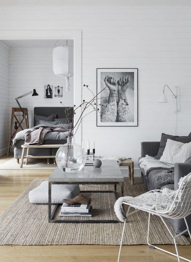 70 Comfy Scandinavian Living Room Design Scandinavian Livingroom Livingroomdesigns Living Room Furniture Layout Living Room Scandinavian Small Living Rooms #scandinavian #living #room #chair
