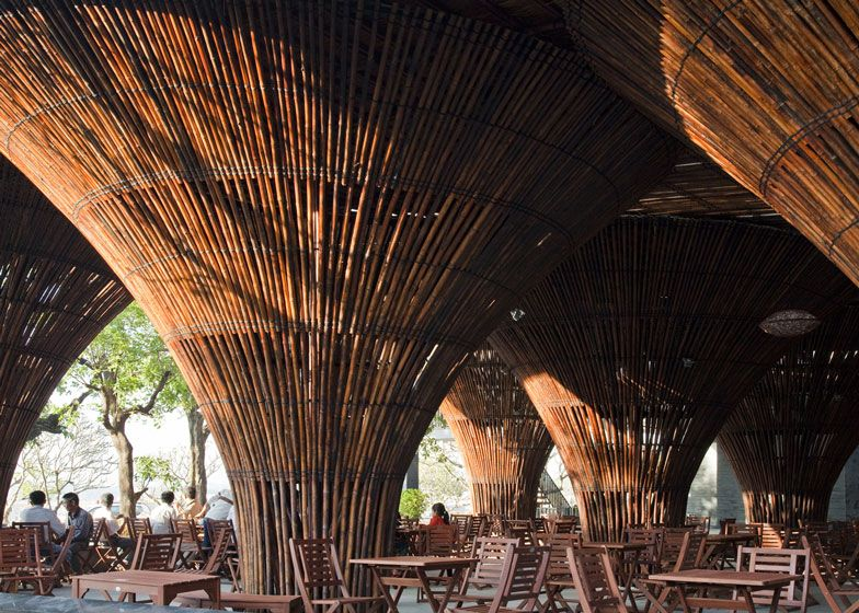 Dezeen S Top 10 Bamboo Architecture Projects Bamboo Architecture