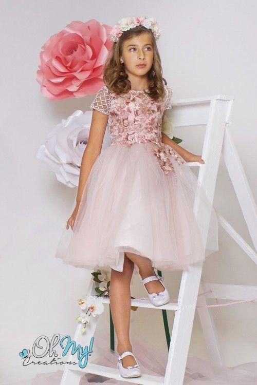Graceful AZALEA dress | Flower girl dresses, Dresses ...
