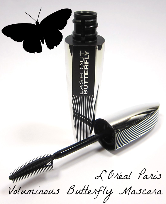 9a61574e6f7 Mascara Monday: L'Oréal Paris Voluminous Butterfly Mascara. | MAKEUP ...