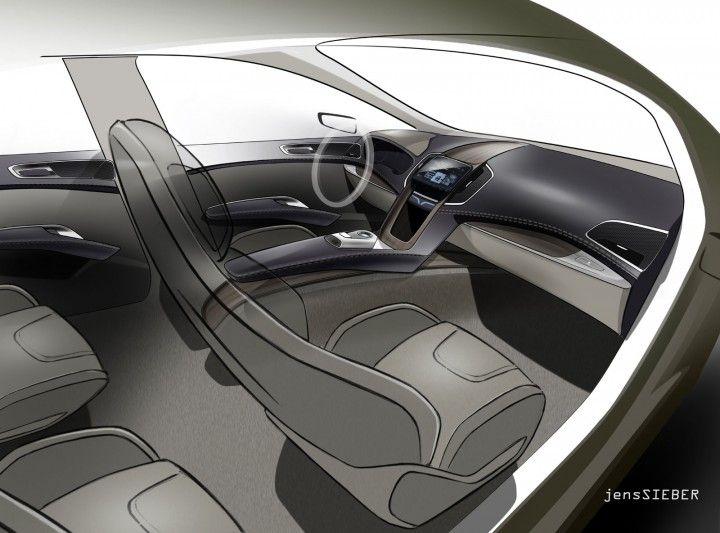 Ford S Max Concept Design Gallery With Images Automotive