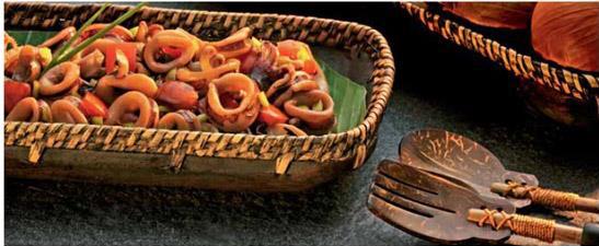 Sautéed Squid | Seafood recipes, Filipino seafood recipe, Food