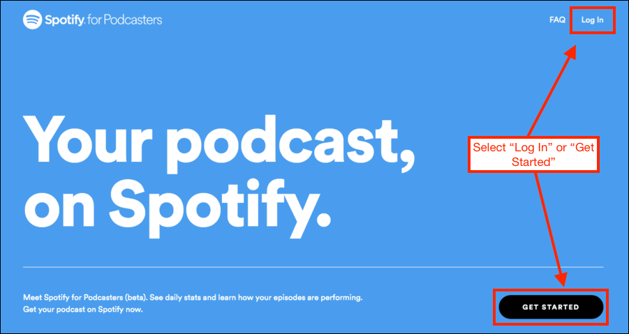 Submit Your Podcast to Spotify Step by Step Guide