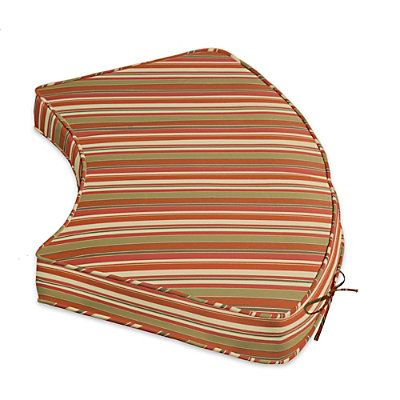 Fire Pit Bench Cushion