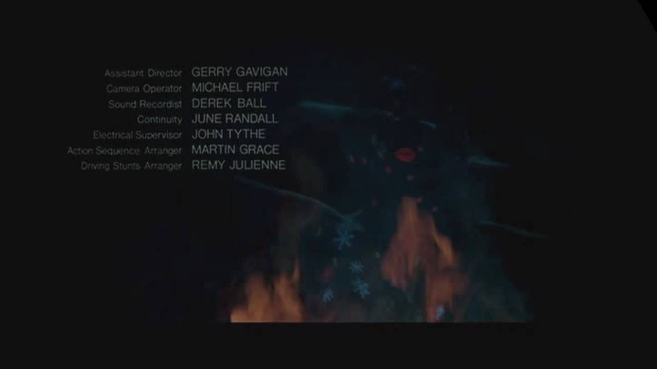 A View To A Kill Soundtrack Ost Project Main Strike James Bond