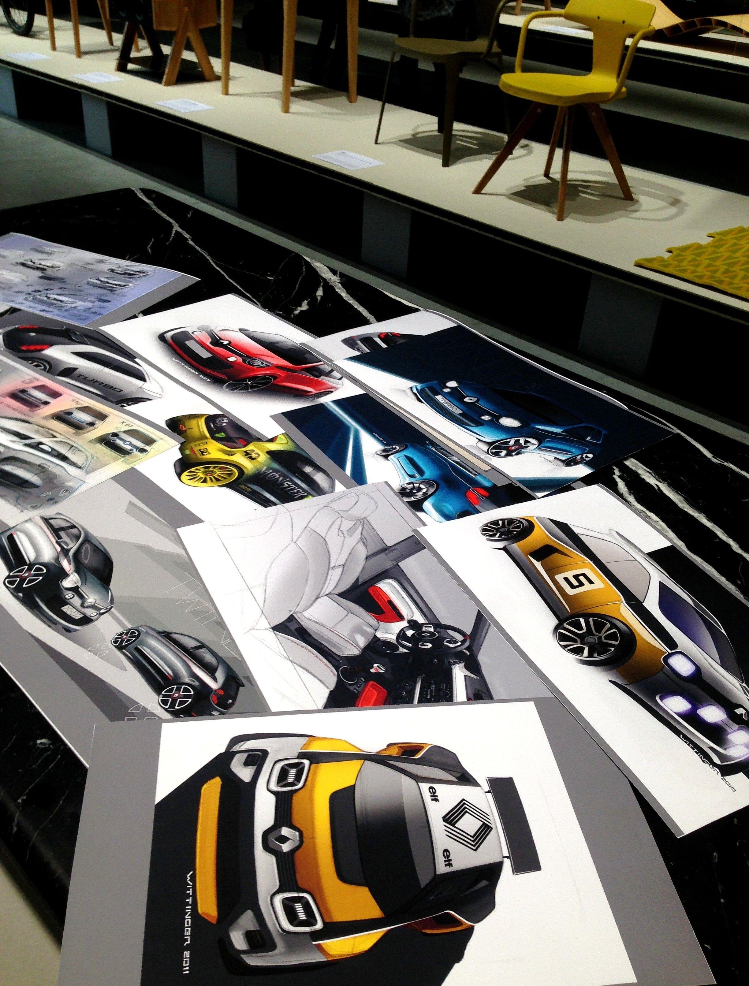 Nuova twingo in mostra a france design 2014 in occasione for Design d occasione