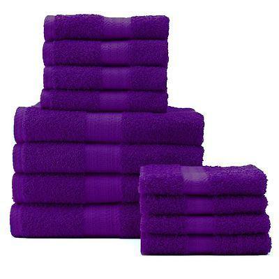 Towel Set New The Big One 12 Pack Hand Bath Towels Washcloths