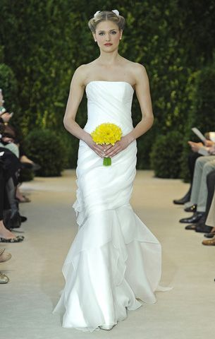 Anna Carolina Herrera Spring Bride Collection 2014