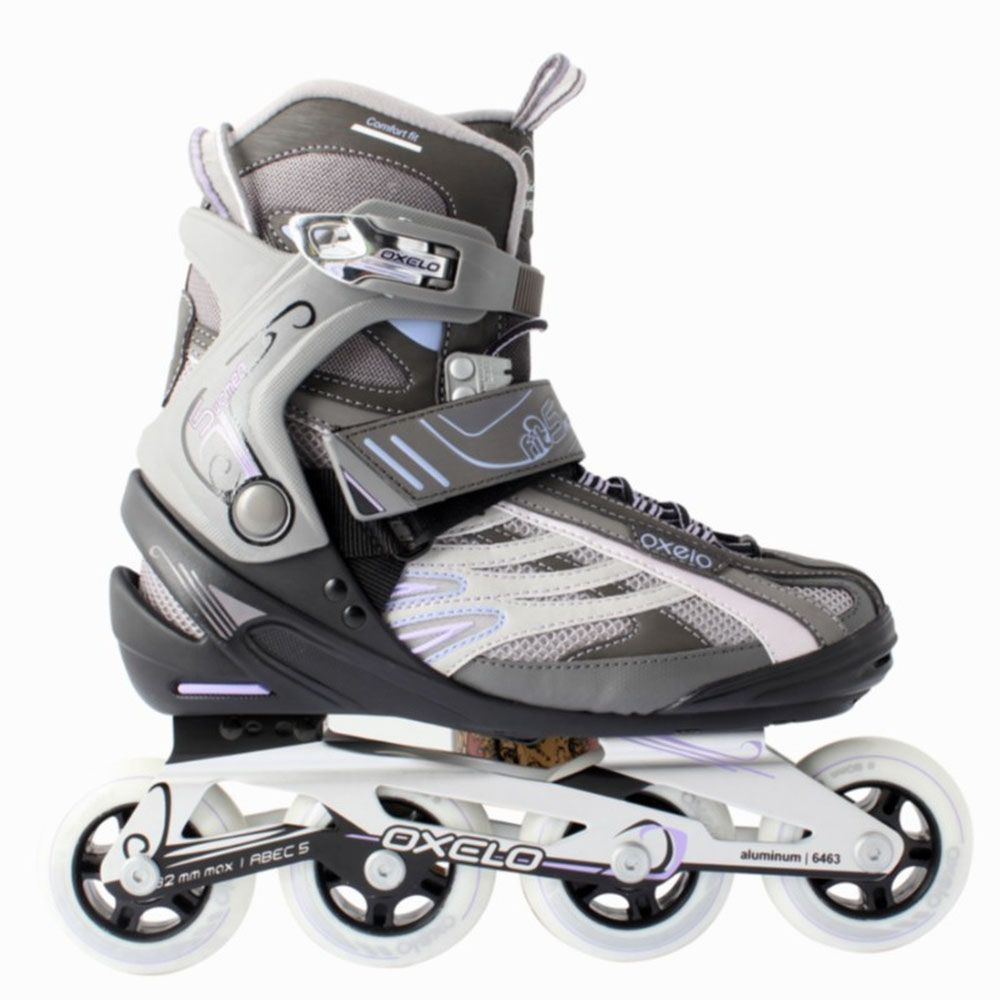 Patins Inline Oxelo Fit 5  82f1564182