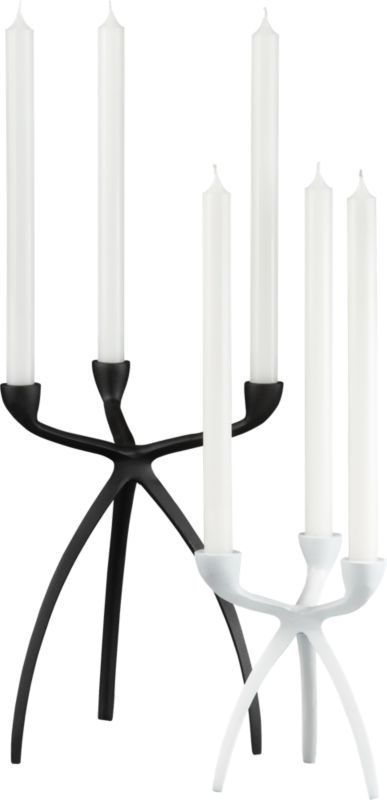 Tri Taper Candleholders In All New