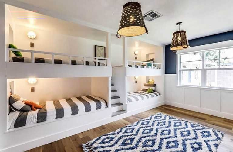 Best Bunk Beds Design Ideas For Boys Girls Loftbunkbeds Welcome To Our Gallery Sharing The Best Bunk Beds Cool Bunk Beds Bed Design Bunk Beds Built In