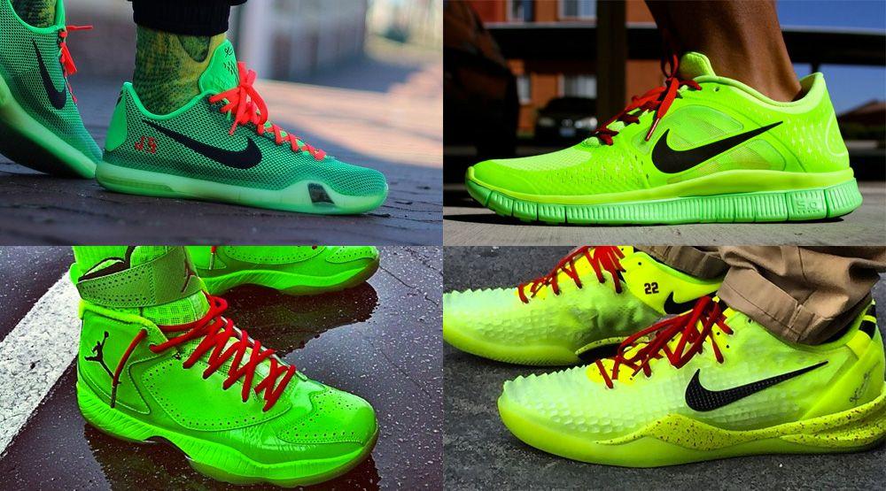 Nike id, Sneakers nike