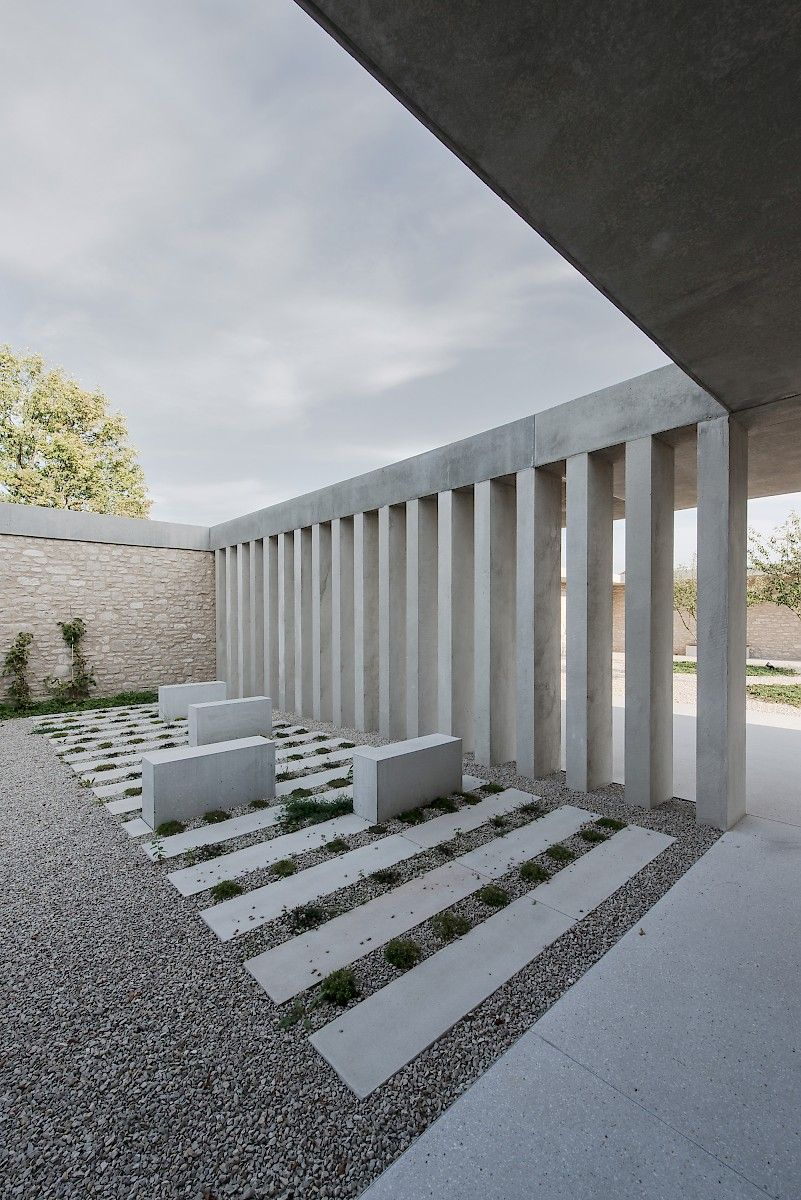 Architekt Weinheim bayer strobel architekten aussegnungshalle ingelheim in