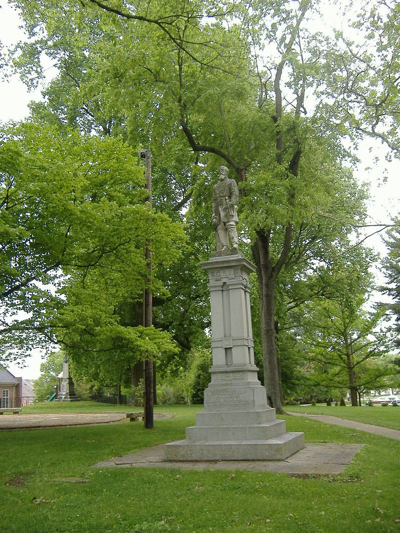 Confederate Monument In Danville In Boyle County Kentucky Places Across The U S Pinterest